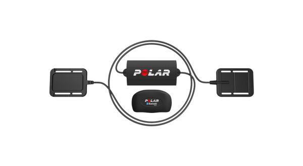 POLAR Equine H7 Bluetooth Sender + Elektroden für den Reitsport | 93054036