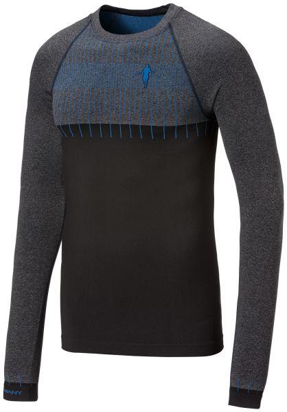 TM LA Shirt NYC schwarz - azur