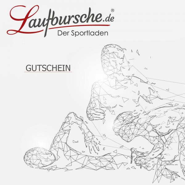 Laufbursche Gutschein - ZUM SELBSTDRUCKEN