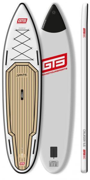 GRAND TOUR SPORTS GTS Cruiser 11.6 Yacht Design - SUP Board
