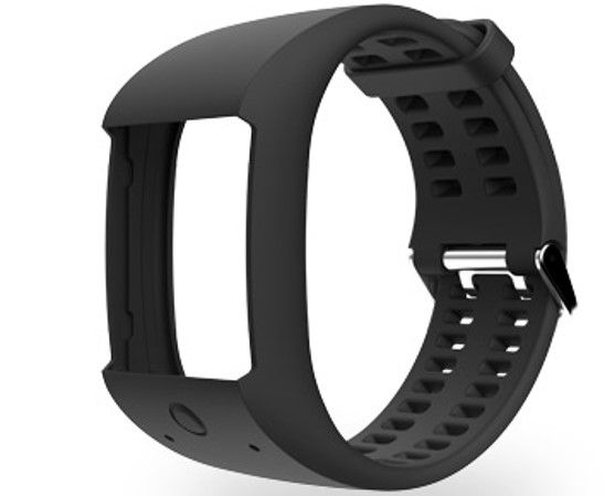 POLAR M600 Armband - schwarz/black