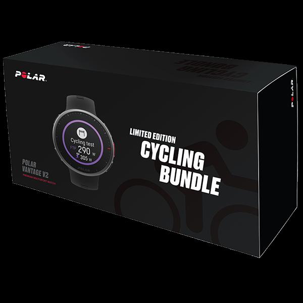 POLAR Vantage V2 Cycling Bundle - Limited Edition