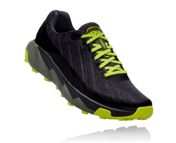 HOKA ONE ONE Herren Torrent Ebony / Black EBLC