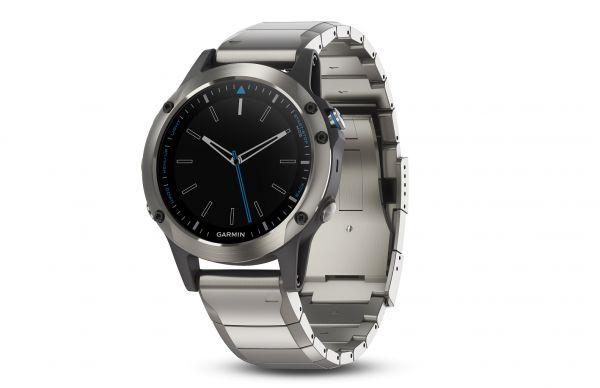 Garmin quatix® 5 Saphire GPS-Wassersport-Smartwatch