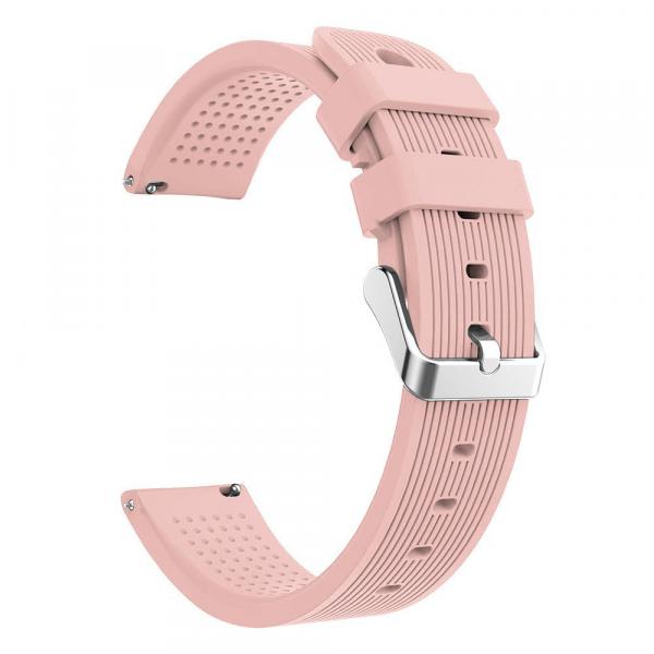 Laufbursche Zubehör Wechselarmband Polar Ignite Silikon rosa