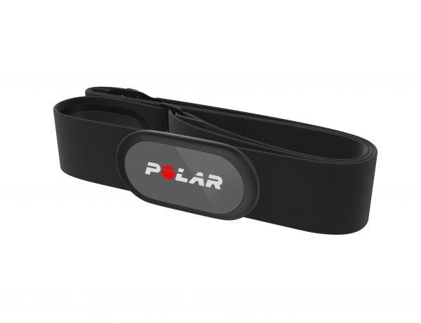 Polar H9 Herzfrequenz-Sensor mit Soft Strap schwarz