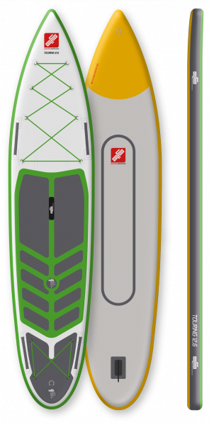 GRAND TOUR SPORTS GTS TOURING 12.6 DCT - SUP Board
