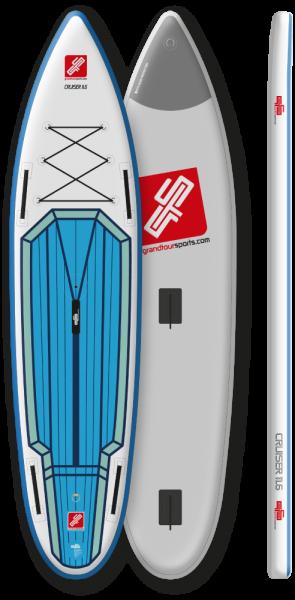 GTS Cruiser 11.6 Surf