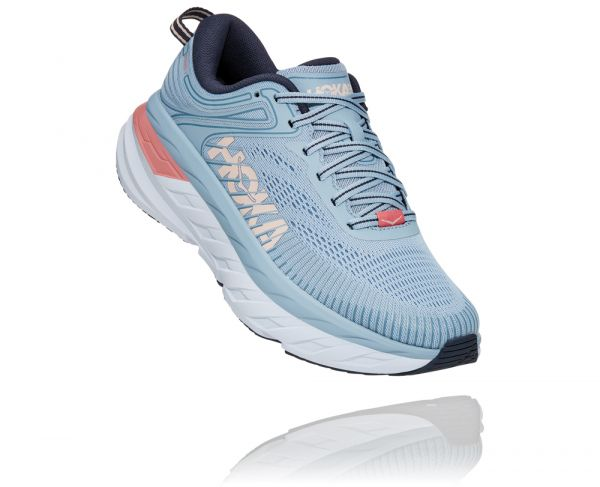 HOKA ONE ONE Blue Fog / Ombre Blue