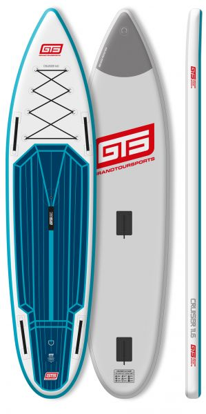 GRAND TOUR SPORTS GTS 11.6 Surf 2021 - SUP Board